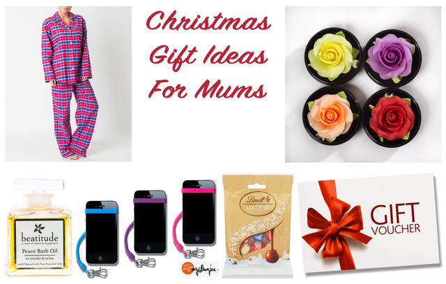 Christmas Gift Ideas for Mums