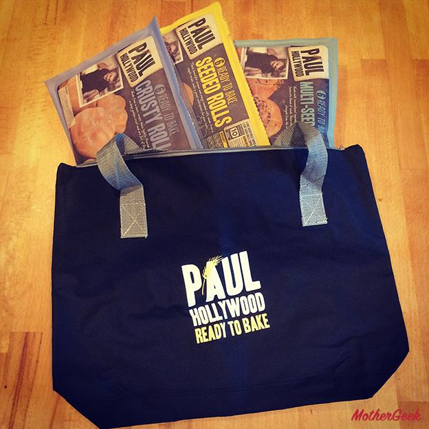 Paul Hollywood Ready To Bake Rolls Review