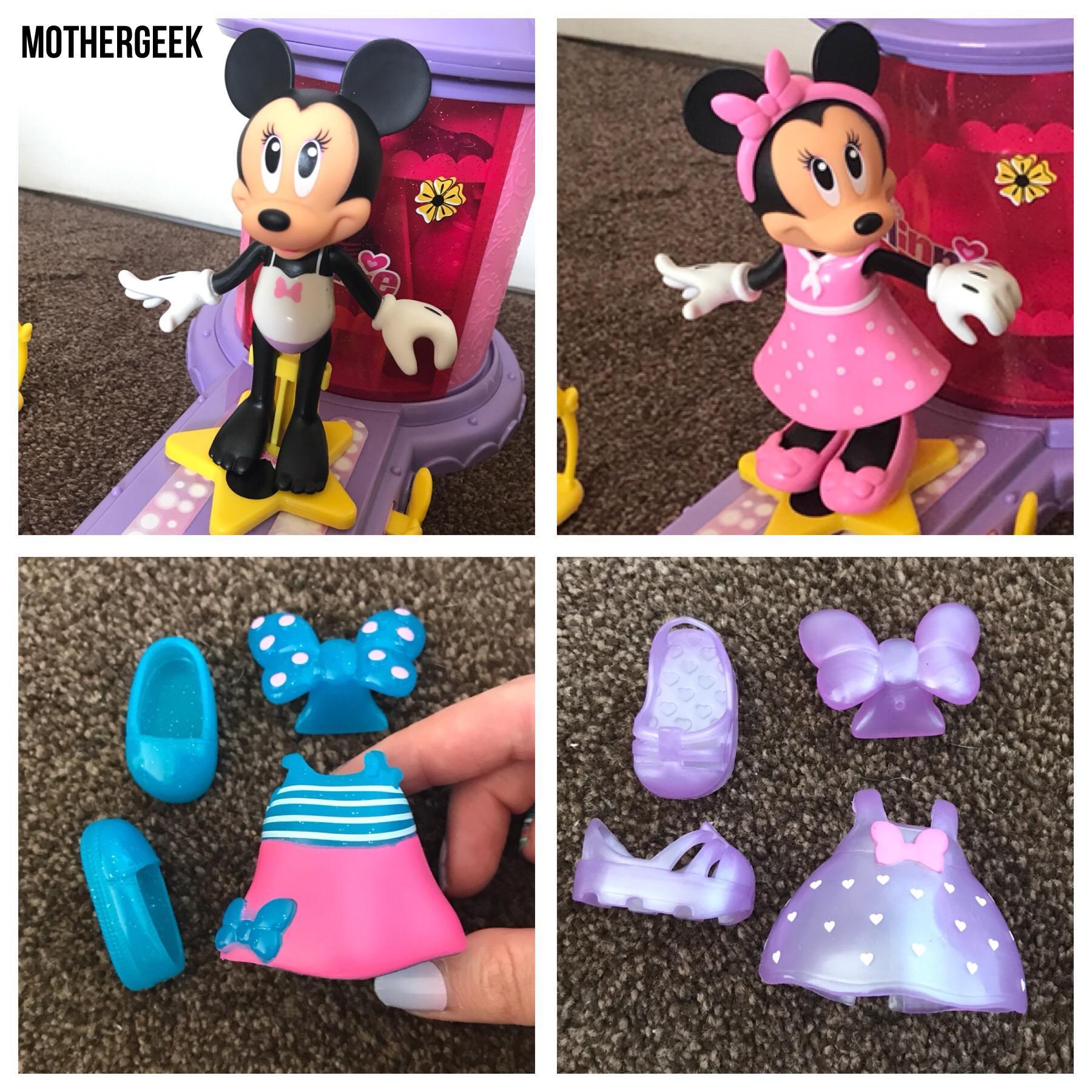 Minnie Magic Turnstyler
