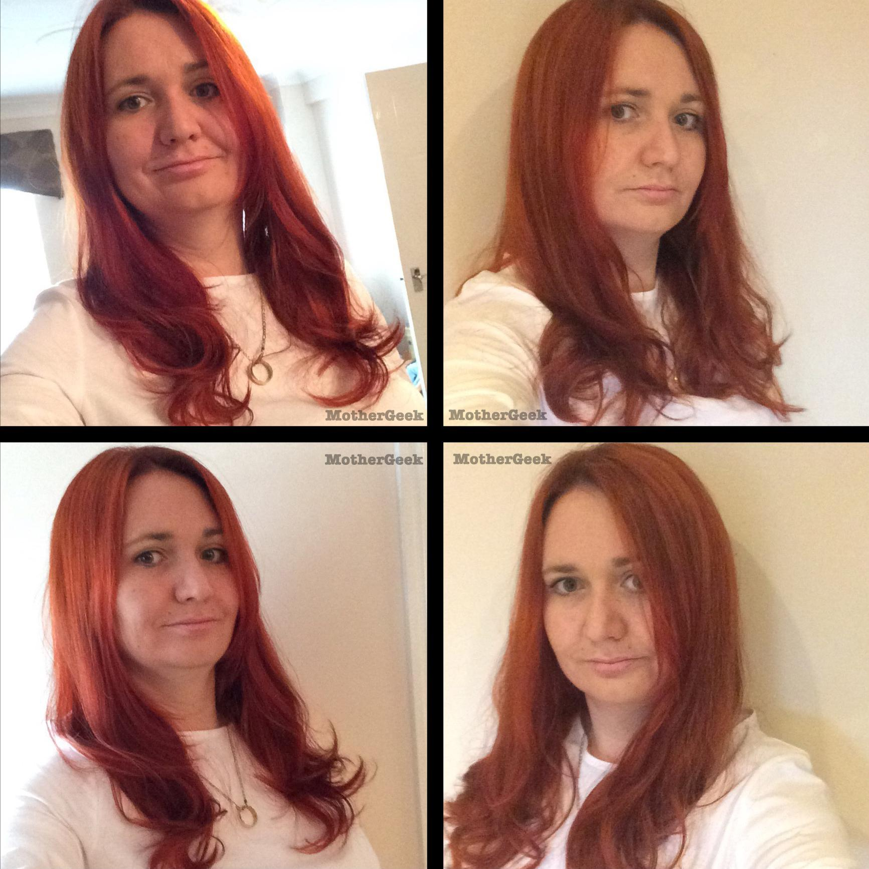 Going From A Brunette To Red Head