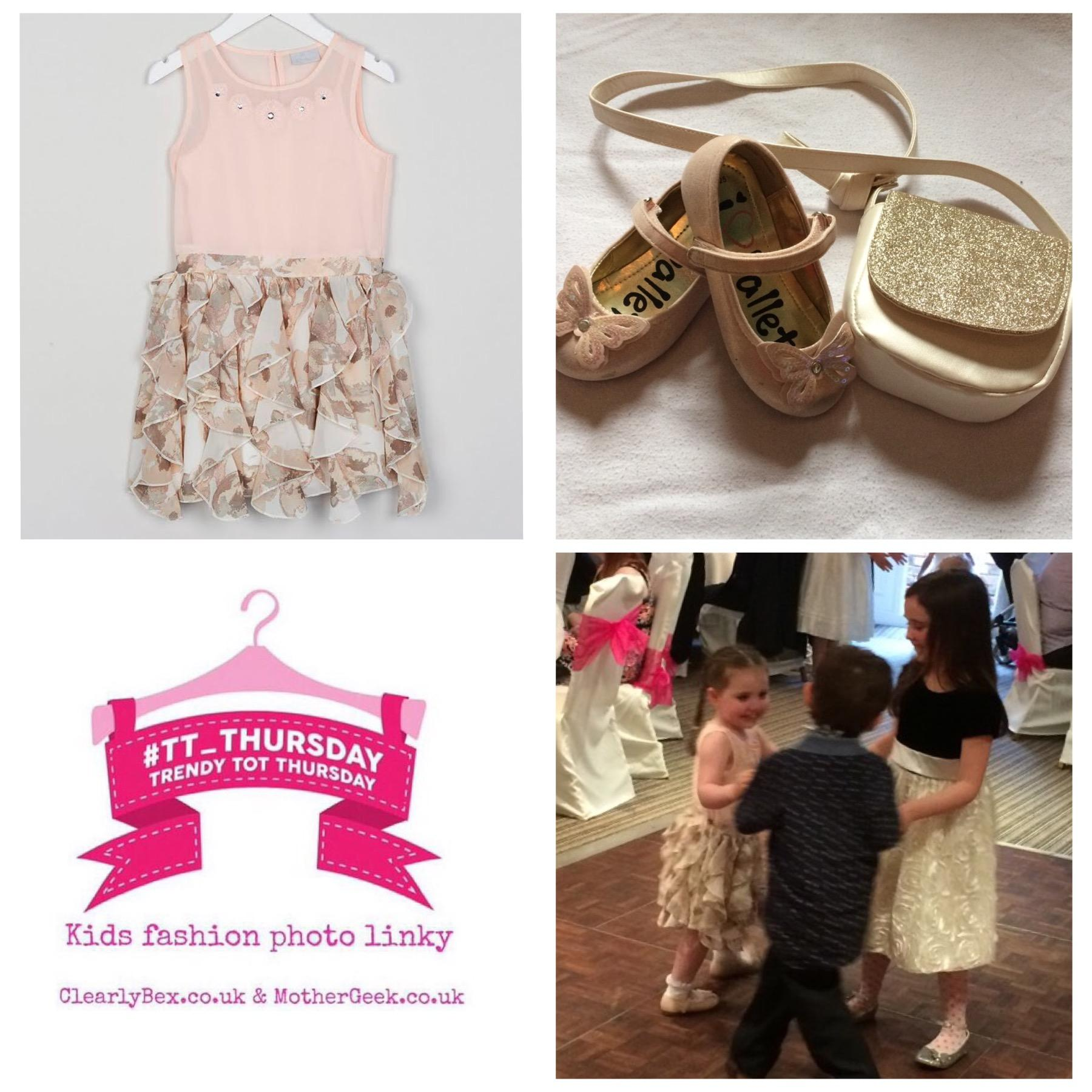 Formalwear for toddler girls