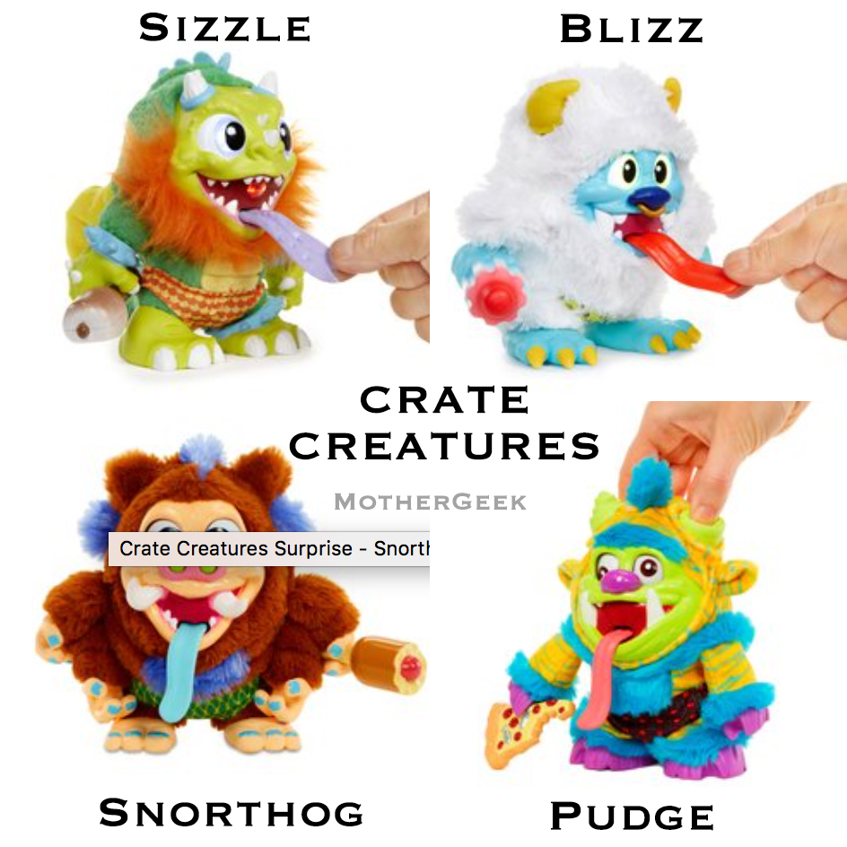 Crate Creatures Pudge