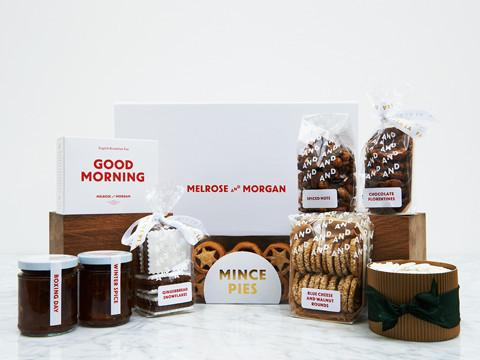 Melrose and Morgan Christmas Favourites box