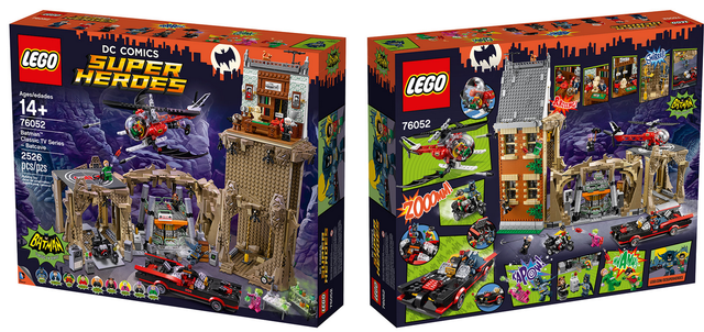2016 Toy News Batman lego