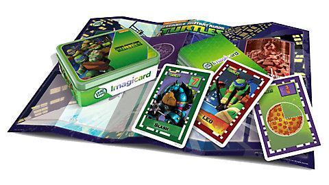 Leapfrog Imagicard TMNT Game Review