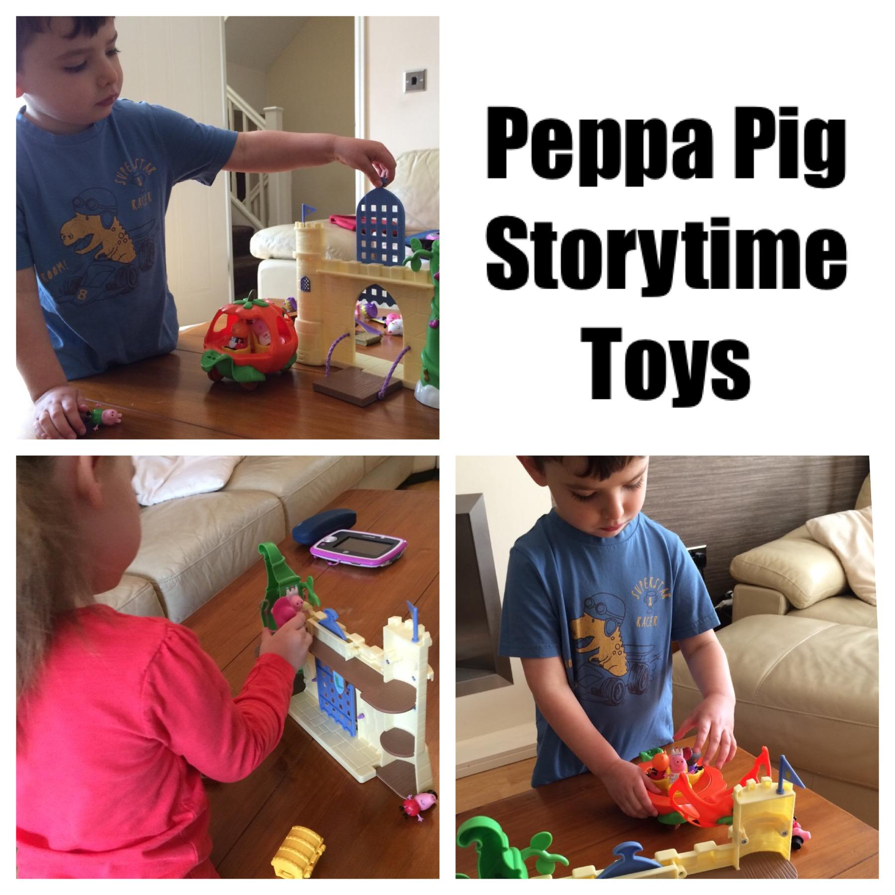 Peppa Pig Once Upon A Time Storytime Toys Review