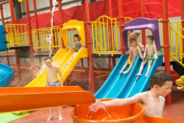 Gullivers Splash Zone Warrington