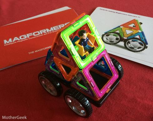 Magformers WOW Set review