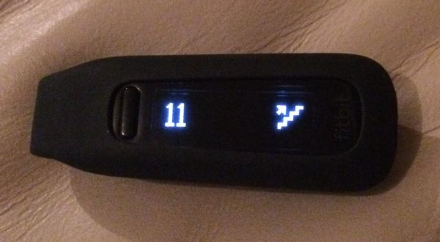 Fitbit One Mothergeek Review