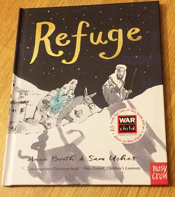Refuge Book Review