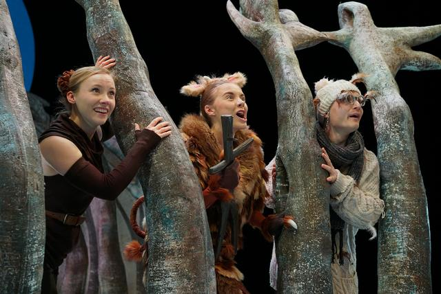 Relaxed Performance at The Lowry