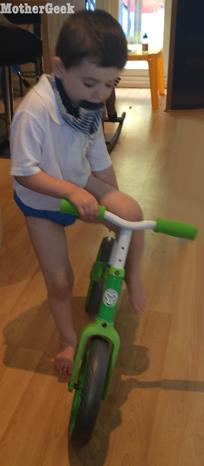 Yvolution Velo Balance Bike Review