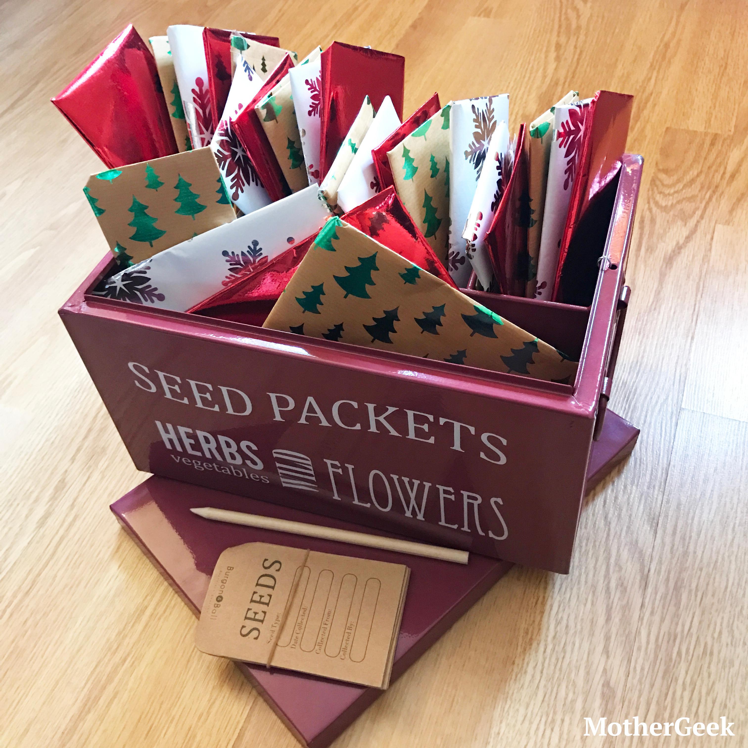 seed advent calendar