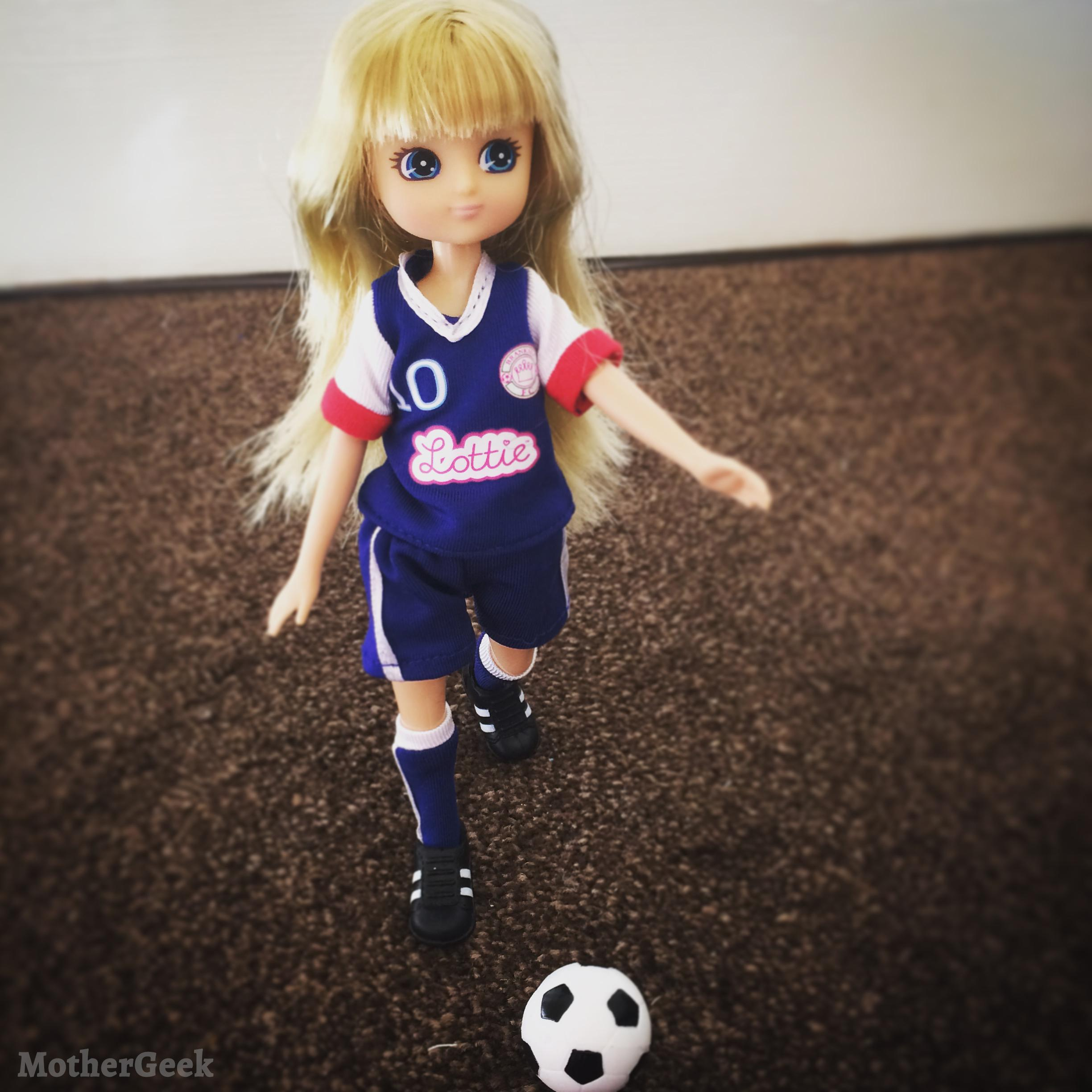 Lottie Football