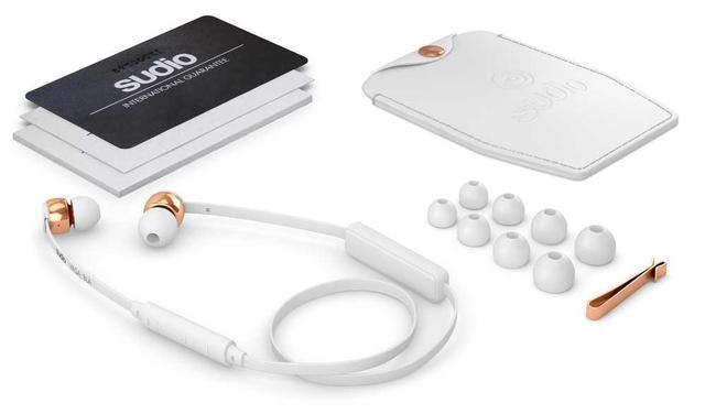 Vasa Blå earphones