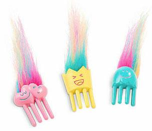 Trolls Poppy Styling Head combs
