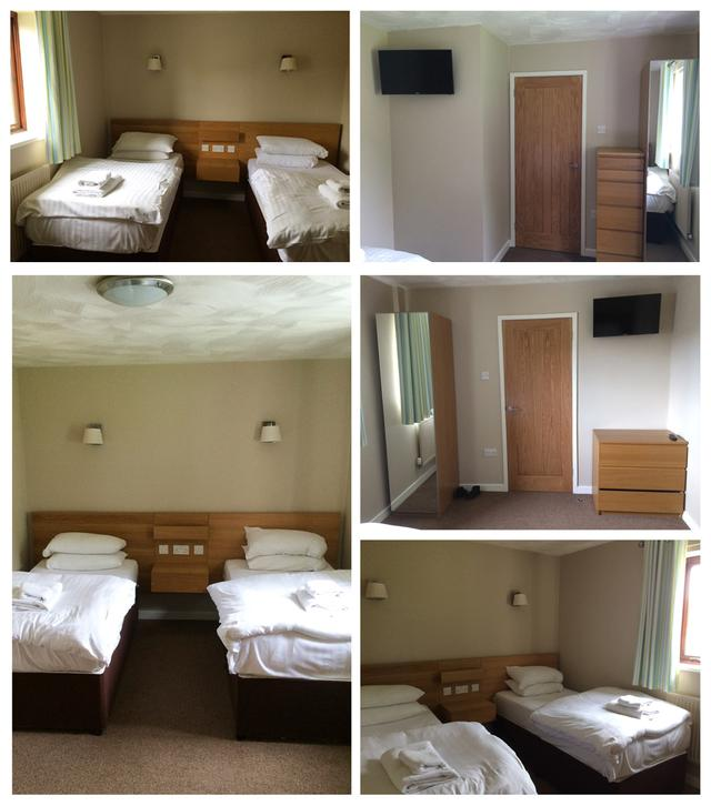 Ribby Hall Twin Bedrooms