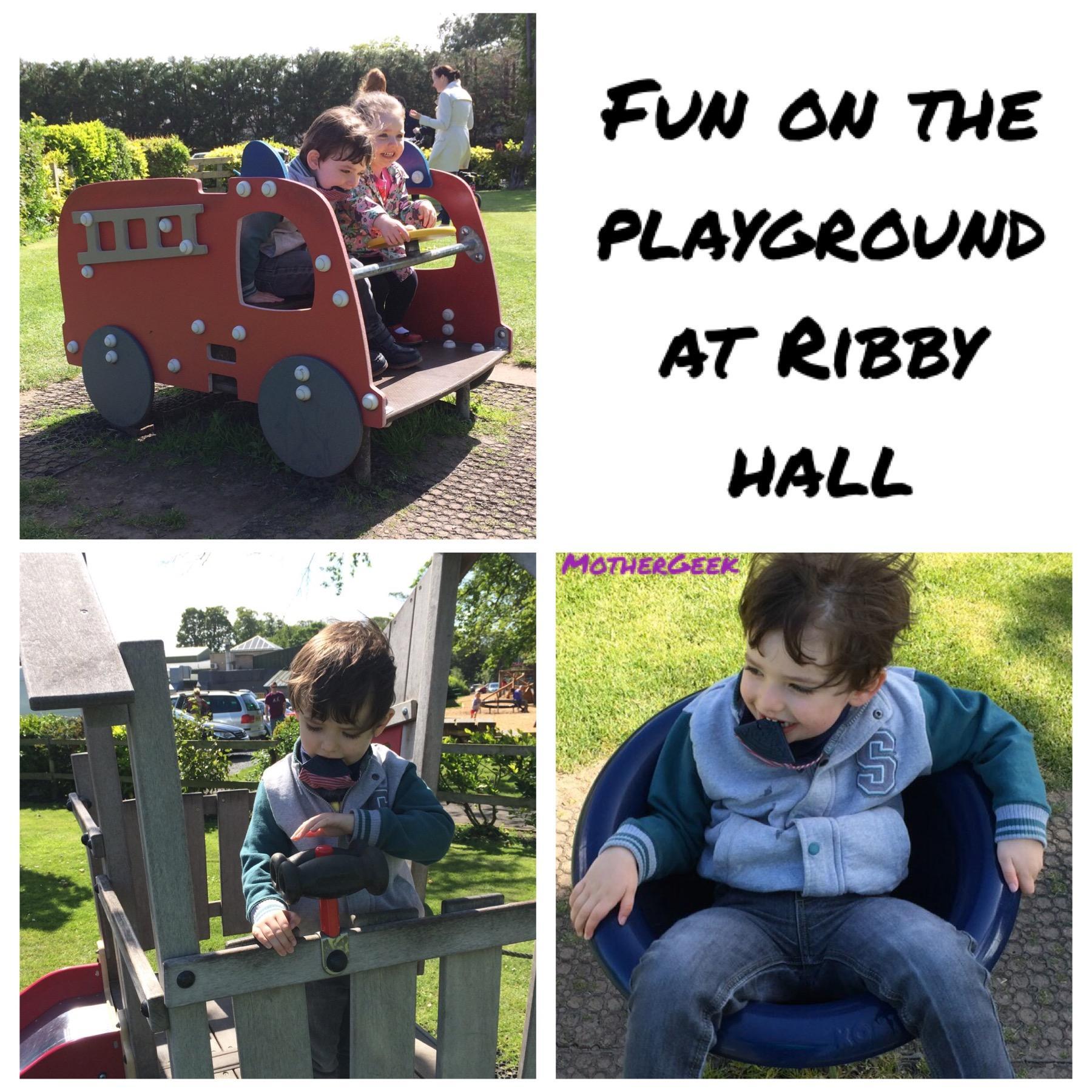 Ribby Hall Playground