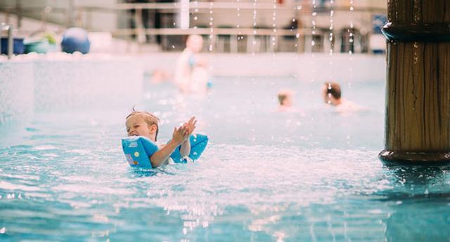 Ribby Hall pool