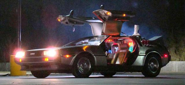 coolestcars from 1980s - DeLorean