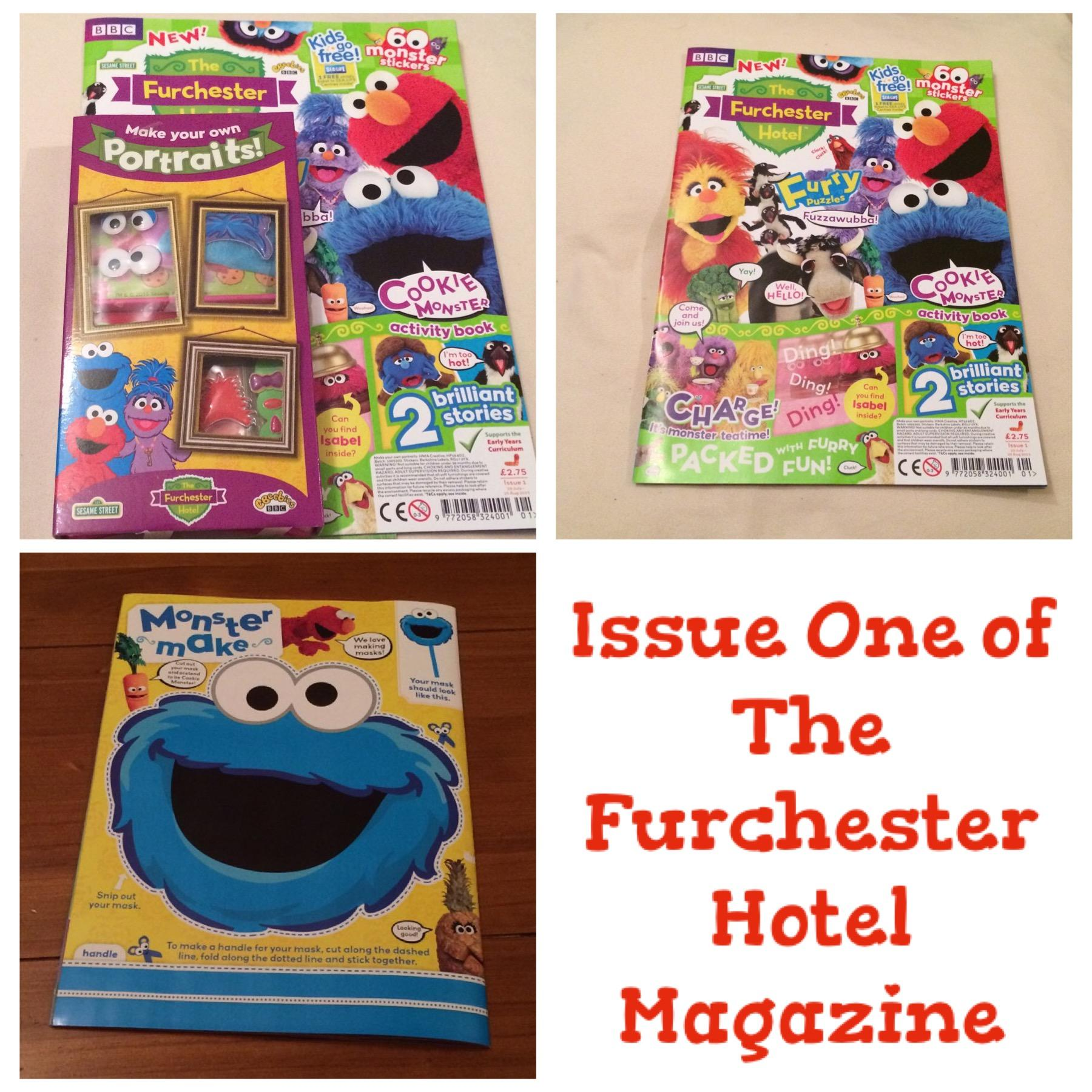 Issue 1 of The Furchester Hotel Magazine Review