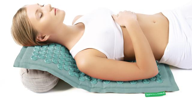 Pranamat Eco Therapeutic Massage Mat Review stock image
