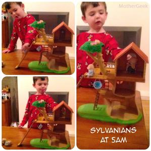 Sylvanian Families Treehouse AUTISM