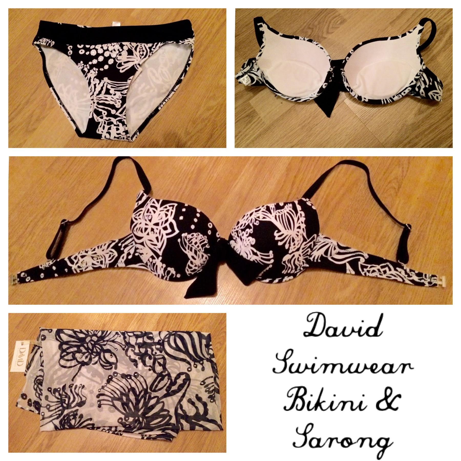 David Swimwear Review - Bikini and Sarong