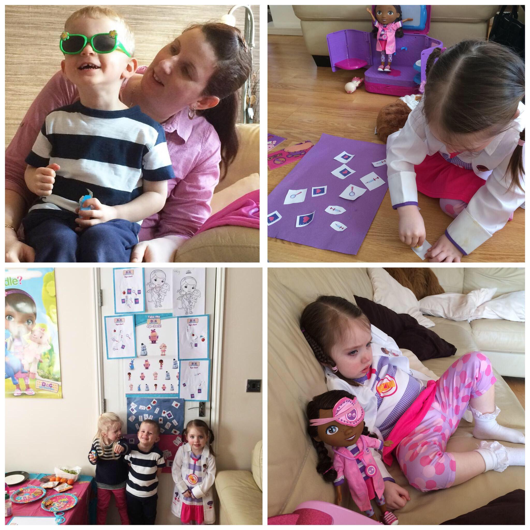 Doc McStuffins Twitter Party