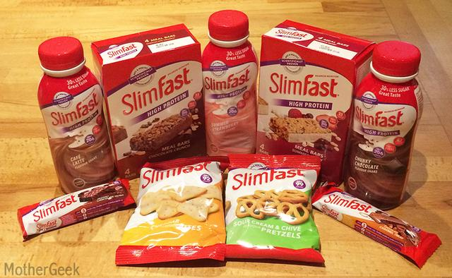 Find out if #SlimFastWorksForMe