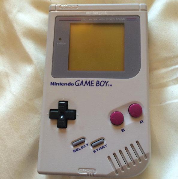 Nintendo Gameboy 1995