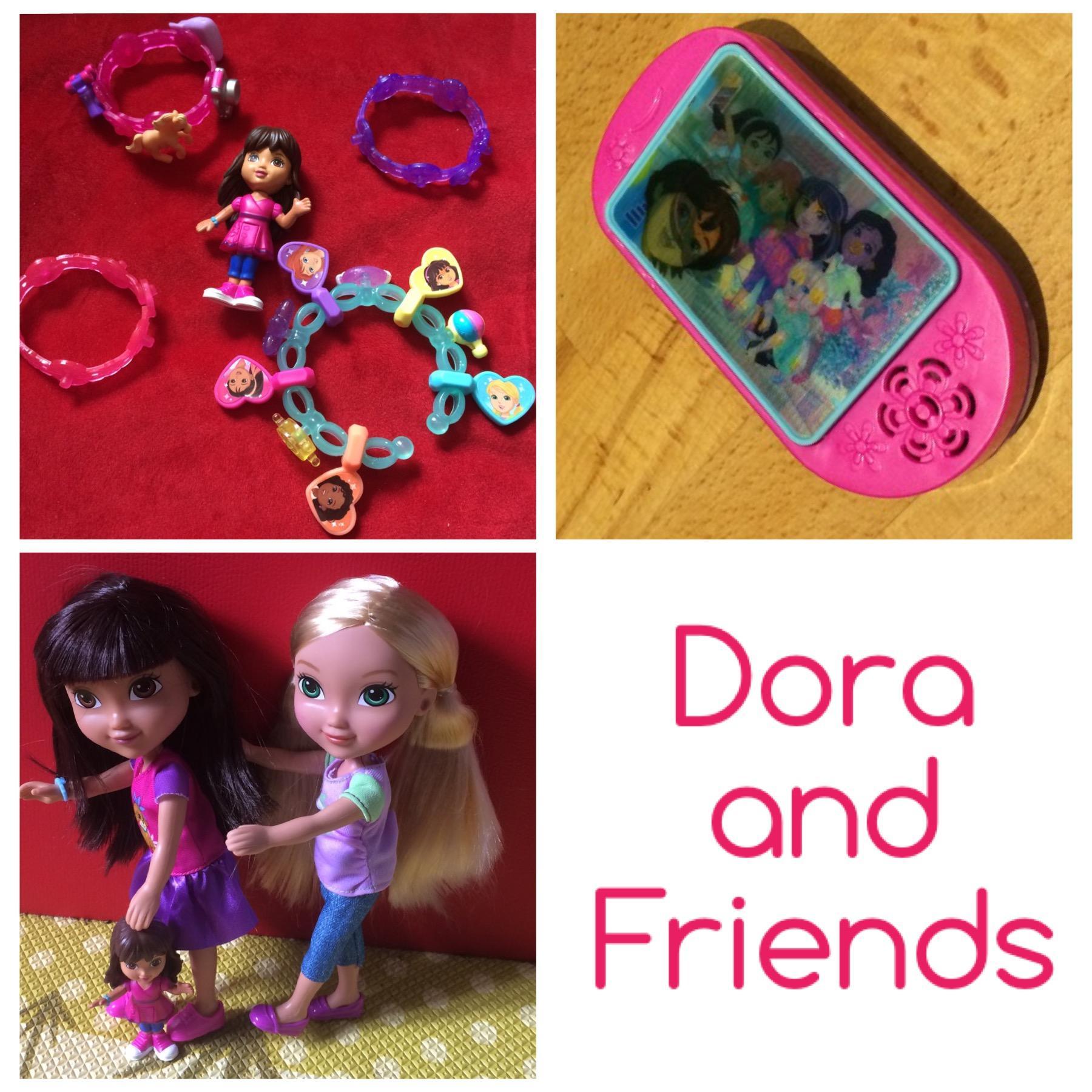 Dora Sing Along Tour - toys