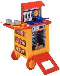 My Favourite Childhood Toys - A la carte kitchen