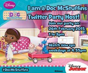 Disney Doc McStuffins badge