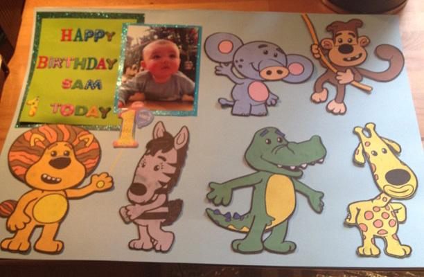 First Cbeebies Birthday Card Mothergeek